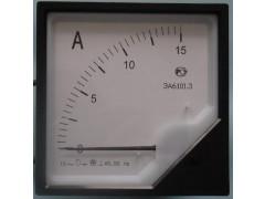 Приборы аналоговые щитовые ЭА6101, ЭВ6101