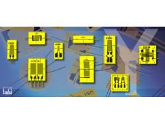 Тензорезисторы фольговые универсальные C, Y, G, K, V, S, E, D, A, U