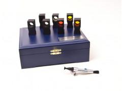 Наборы прозрачных мер координат цвета и цветности НМП мод. НМП-01 и НМП-02