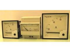 Амперметры щитовые аналоговые со сменными шкалами АМР