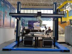 Стенды лазерного сканирования и дефектоскопии Робоскоп ВТМ-3000