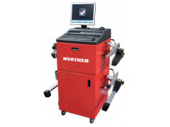 Устройства для измерений углов установки колес автомобилей Seros 3000 BT