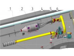 Установка поверочная расходомеров-счетчиков газа УПРСГ-1800