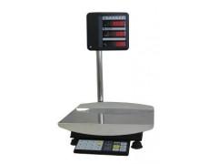 Весы электронные с программируемыми пределами взвешивания и дискретностью отсчета ПВм