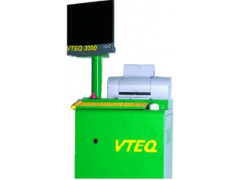 Комплексы измерительные диагностические тормозной системы и подвески автотранспортных средств VTEQ