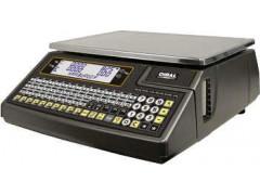 Весы электронные с печатью этикеток 500