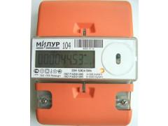 Счетчики электрической энергии статические Милур-104