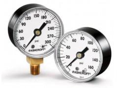 Манометры избыточного давления, вакуумметры, мановакуумметры, дифференциальные манометры показывающие Ashcroft мод. 1005, 1008, 1009, 1189, 1279, 1377, 1379, T5500, F5503