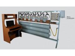 Установки для юстировки и поверки счетчиков газа G4, G6, струйно-акустических и G4, G6, совместно с электронным корректором объема газа УПКСГ-6