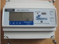 Счетчики электрической энергии СЭ101