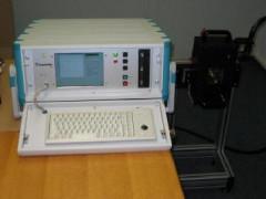 Прибор ультразвукового контроля распределения остаточных механических напряжений UER-T II
