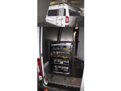 Комплекс измерительный сканирующий Trimble MX8