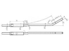 Термопреобразователи сопротивления платиновые WK93, WN100, WN500, WQ0232, WQ0233