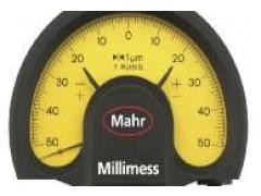 Головки измерительные с отсчетом по шкале Millimess 1000 A, Millimess 1000 B, Millimess 1002, Millimess 1003, Millimess 1003 XL, Millimess 1004, Millimess 1010, Millimess 1050, Millimess 1110 N, Millimess 1150 N