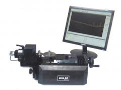 Межцентромеры для контроля цилиндрических зубчатых колес в двухпрофильном зацеплении GMS