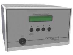 Газоанализаторы ОКСИД-103