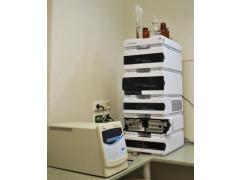 Хроматограф жидкостный с электрохимическим детектором Agilent мод. 1260 Infinity LC (хроматограф) Coulochem▌ III Electrochemical detector (детектор)