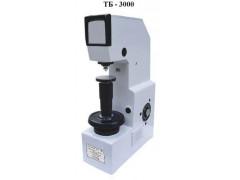 Приборы для измерения твердости по методу Бринелля твердомеры ТБ-3000