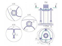 Установка поверочная расходомеров-счетчиков газа УПРСГ
