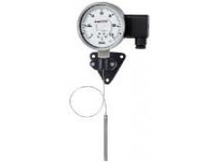 Термометры манометрические комбинированные TGT70, TGT73, A75, R75, R76, F76
