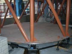 Весы стационарные тензометрические модульные ВСТМ