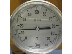Термометр биметаллический TBI-SRF101003R