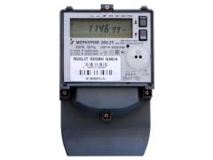 Счетчики электрической энергии статические однофазные Меркурий 203.2Т