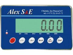 Весы неавтоматического действия (автомобильные электронные весы) BSA