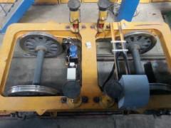 Система информационно-измерительная развески кузова электровоза 2ЭС5