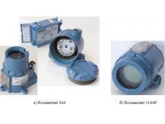 Преобразователи измерительные Rosemount 644, Rosemount 3144P
