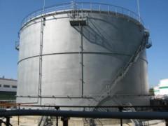 Резервуары вертикальные стальные цилиндрические с понтоном РВСП-10000