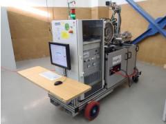 Комплексы автоматизированного ультразвукового контроля полых осей колесных пар SHUTTLE R