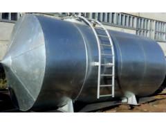 Резервуары стальные горизонтальные цилиндрические Р
