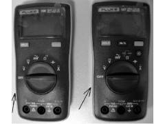 Мультиметры цифровые Fluke 106 и Fluke 107