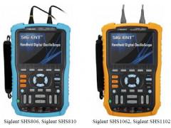 Осциллографы-мультиметры портативные Siglent SHS806, Siglent SHS810, Siglent SHS1062, Siglent SHS1102