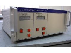 Генератор газовых смесей ГГС-SF<sub>6</sub>