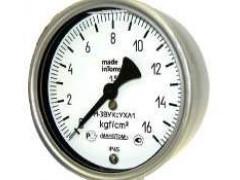 Манометры, мановакуумметры, вакуумметры показывающие виброустойчивые М-ВУ, МВ-ВУ, В-ВУ