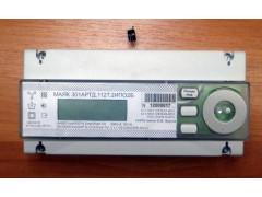 Счетчики электрической энергии трехфазные статические МАЯК 301АРТД