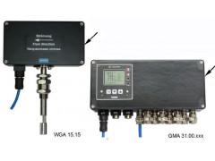 Измерители скорости воздушных и газовых потоков AGA 15.15
