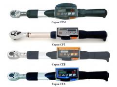 Ключи динамометрические электронные CEM, CPT, CTB, CTA