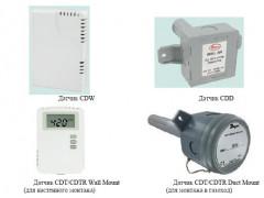 Датчики газовые DWYER мод. CDW, CDD, CDT, CDTR, GSTA, СМТ200