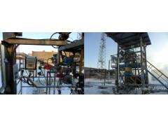 Система измерительная количества нефтепродуктов при наливе в автоцистерны и танк-контейнеры