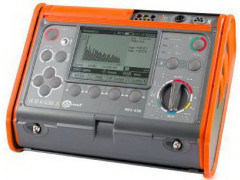 Измерители параметров электробезопасности электроустановок MPI-530
