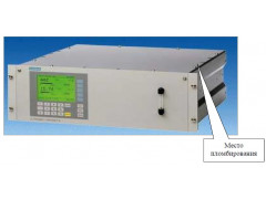 Газоанализатор - рабочий эталон 1-го разряда Ultramat 6Е - CH4-2