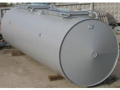 Резервуары стальные сварные горизонтальные РГС и РГСД