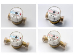 Счетчики холодной воды малогабаритные и счетчики горячей воды малогабаритные СХВМ-15 и СГВМ-15