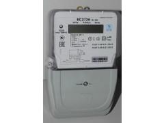 Счетчики электрической энергии однофазные электронные ЕС2726