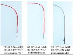 Термопреобразователи сопротивления PR-SPA-NA-WKF, PR-SPA-EX-WKF