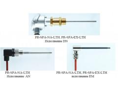 Термопреобразователи сопротивления PR-SPA-NA-LTH, PR-SPA-EX-LTH