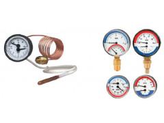Термоманометры показывающие MFT, 100